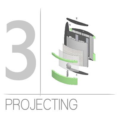 jupiter-install-projecting